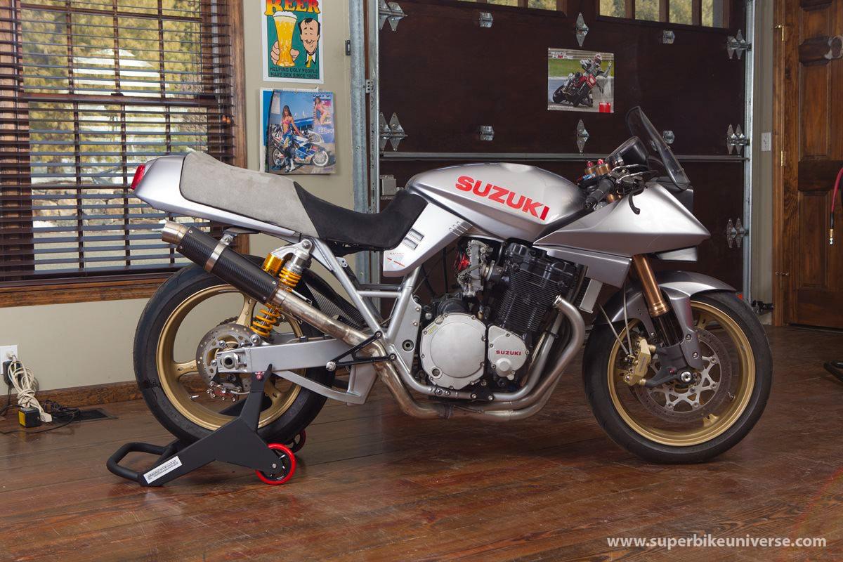 Superbike Universe Moded Suzuki Bikes 1994 Katan Monster Bike