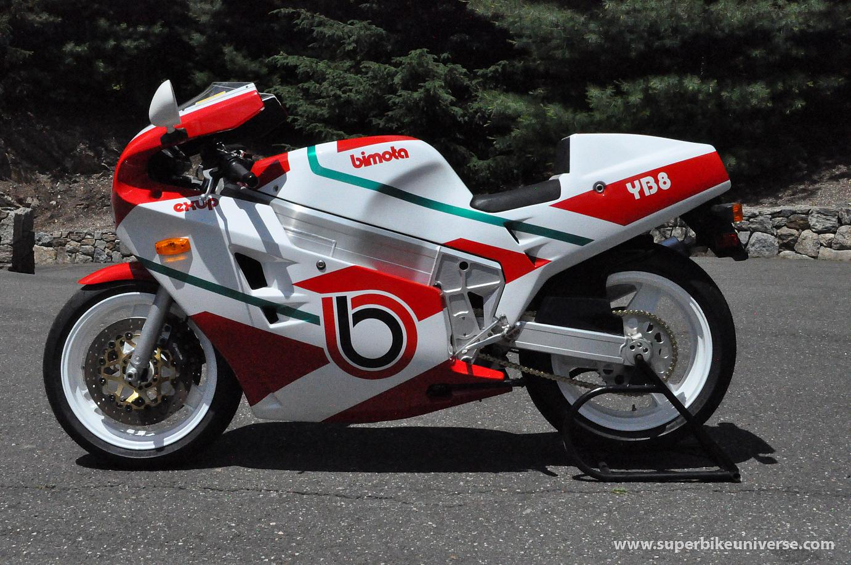 BIMOTA YB8 specs - 1991, 1992 - autoevolution
